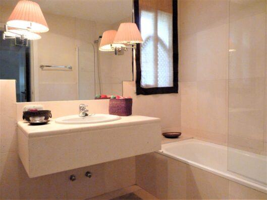 Casa Soto Alto: bathroom of double bedroom 3