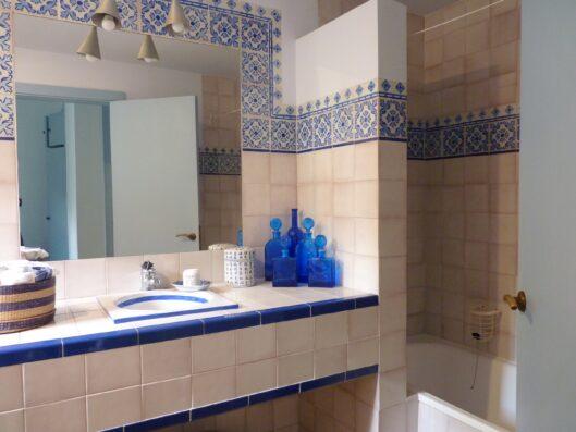 Casa Soto Alto: bathroom of double bedroom 4