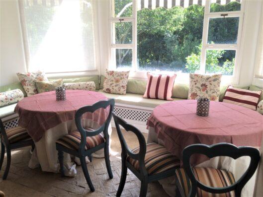 Casa Soto Alto: dining room