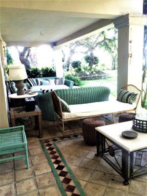 Casa Soto Alto: terrace