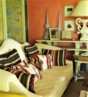 Casa Soto Alto: living room