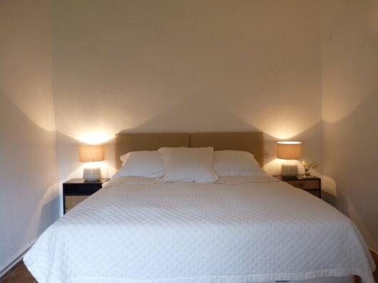 Mas Blau: dormitorio 2