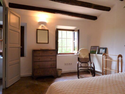 Mas Blau: bedroom 2