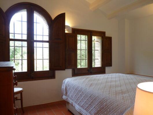 Mas Blau: bedroom 5