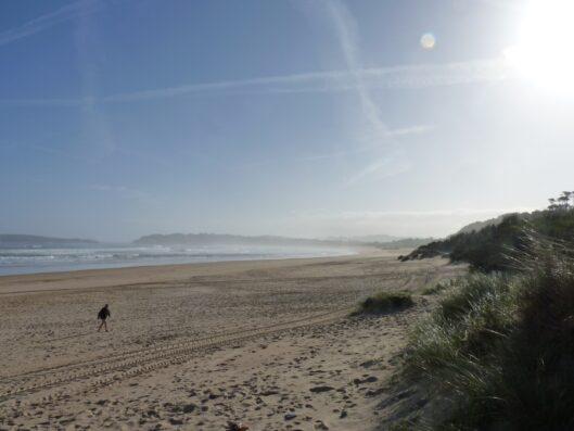 Casa Setien: playa de Somo