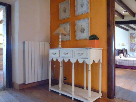Casa Setien: hallway first floor