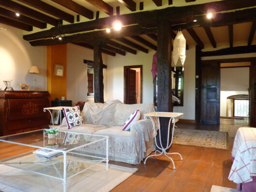 Casa Setien: dormitorio principal