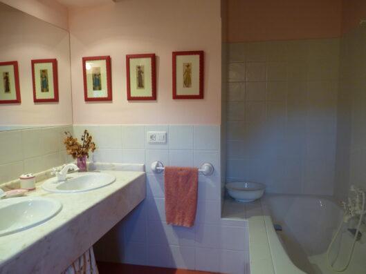 Casa Setien: baño dormitorio principal