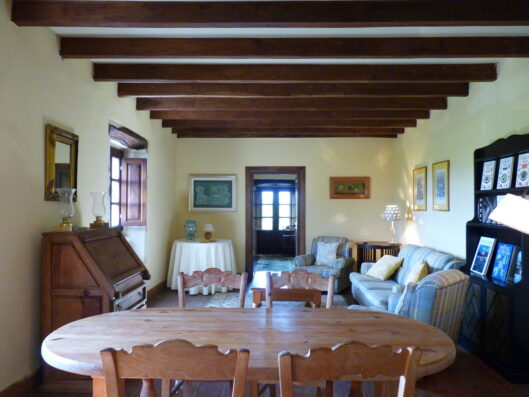 Casa Setien: sitting room first floor