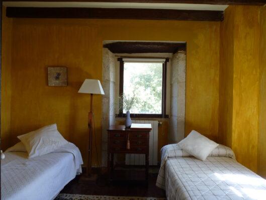 Casa Setien: dormitorio 2 primera planta
