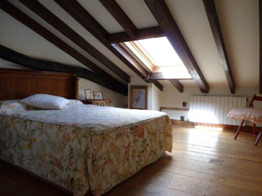 Casa Setien: dormitorio 1 segunda planta
