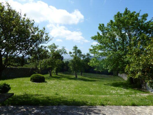 Casa Setien: jardín con vistas